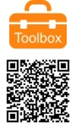 toolbox and qr code rr 2017